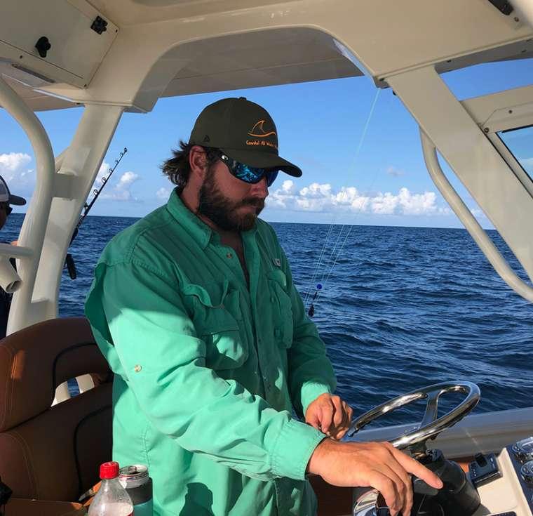 Capt. Ryan Marwick