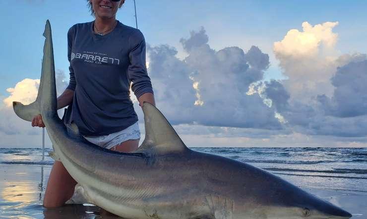 Shark and Surf Fishing