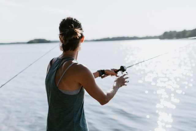 fishing - Come and Take It Sport Fishing